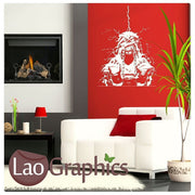 Mummy Wall Sticker th11 Home Decor Art Decals-LaoGraphics