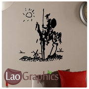 Picasso Vinyl Transfer Wall Stickers Home Decor Art Decals-LaoGraphics