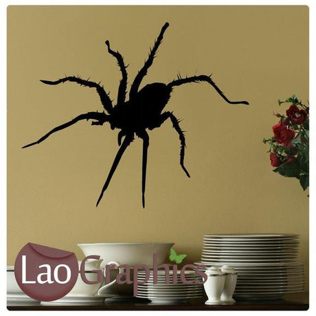 Turantula Pet Shop Animals Wall Stickers Home Decor Art Decals-LaoGraphics
