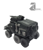 "APC Vehicle Conversion Kit - 6 Wheeler, suspension & 2 Upgrade ""Forest"" Sprues"