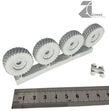 Wheels - 27mm Road Wheels X 4 Sprue