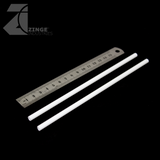 2 X Styrene Tubes 160mm Lengths 5.5mm Diameter