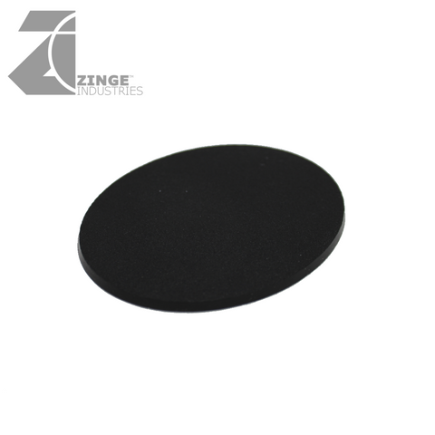 120mm by 92mm Oval Base Plastic X 1
