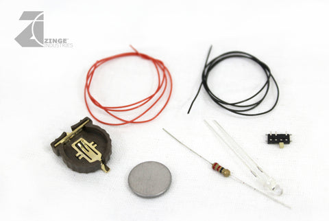 LED Model Electrical Sample Pack