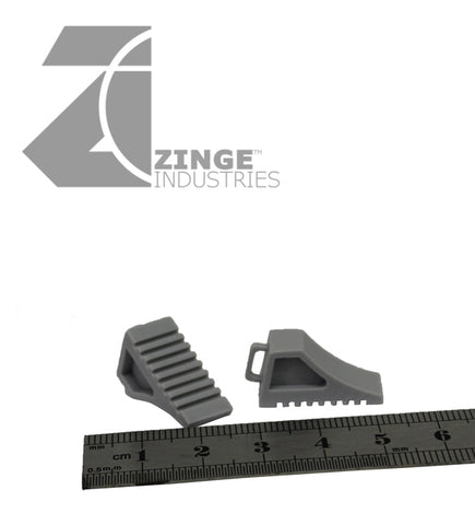 Wheel Chock: Set of 2