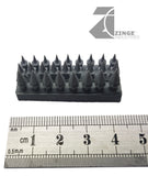 Large Spikes - Forest Sprue