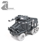 Vehicle Bits Forest Sprue A Including Fuel Tanks