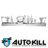 AutoKill - Fat Boy (Net Launcher, Nuke, Twin Turrets, Turrets, Harpoon, Battle Cannon, Micropanzer)  - 20mm Scale