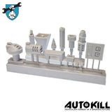 AutoKill - Heavy Weapons Sprue - 20mm Scale