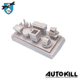 AutoKill - Hunting Party Sprue - 20mm Scale