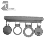 Hatches - Small Round Hatches - Sprue of 2