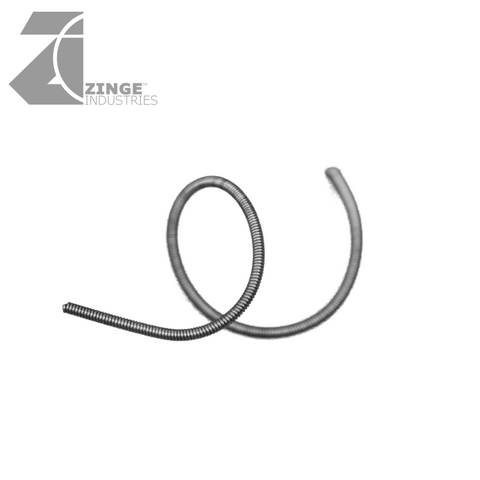 Poseable Wire Wrapped Cable - Power Cable - 1.3mm Outer Diameter Wire x 5
