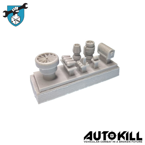 AutoKill - Test Pilot Sprue - 20mm Scale