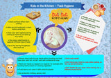 Kids in the kitchen - Food hygiene