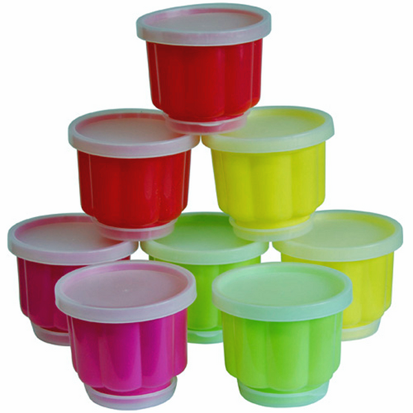 Jelly Mould Set of 8