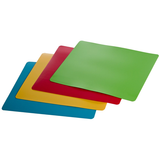 Progressive Colour Coded Flexible Chopping Mats