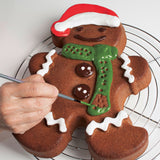 Christmas Gingerbread Man Large Cake Mould