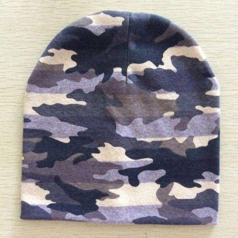 Partisig Brand Camouflage Baby Hat