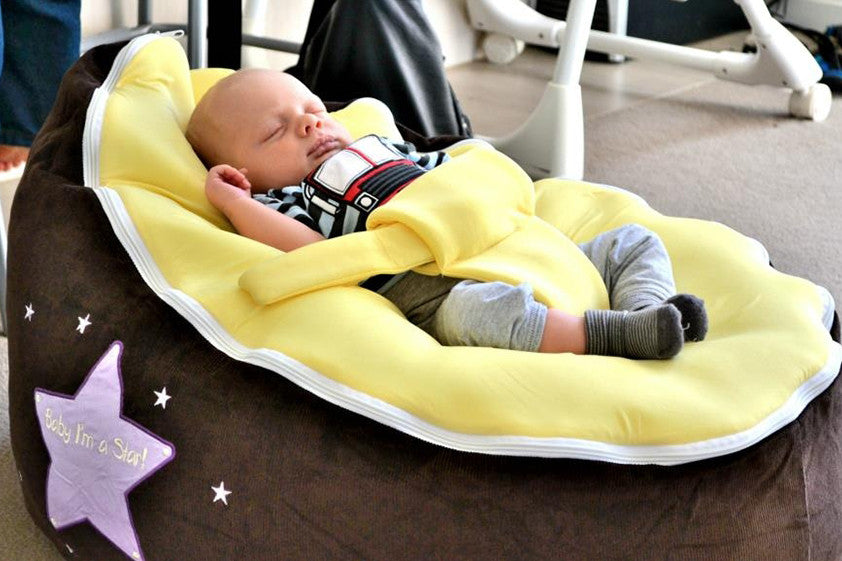 Baby won't sleep in their cot? Chibebe to the rescue!