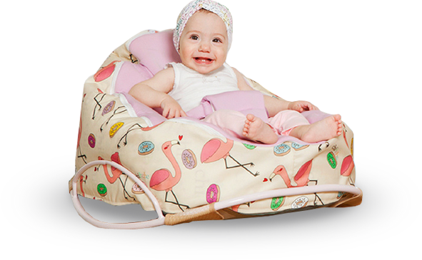 more than<br> just pretty baby bean bags