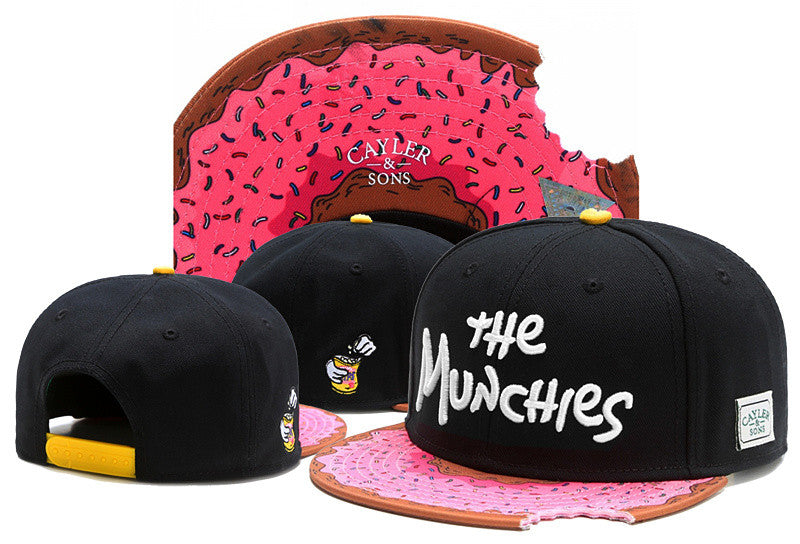 dc7e1b5326f1f CAYLER   SONS The Munchies Cap – Snoozeheads