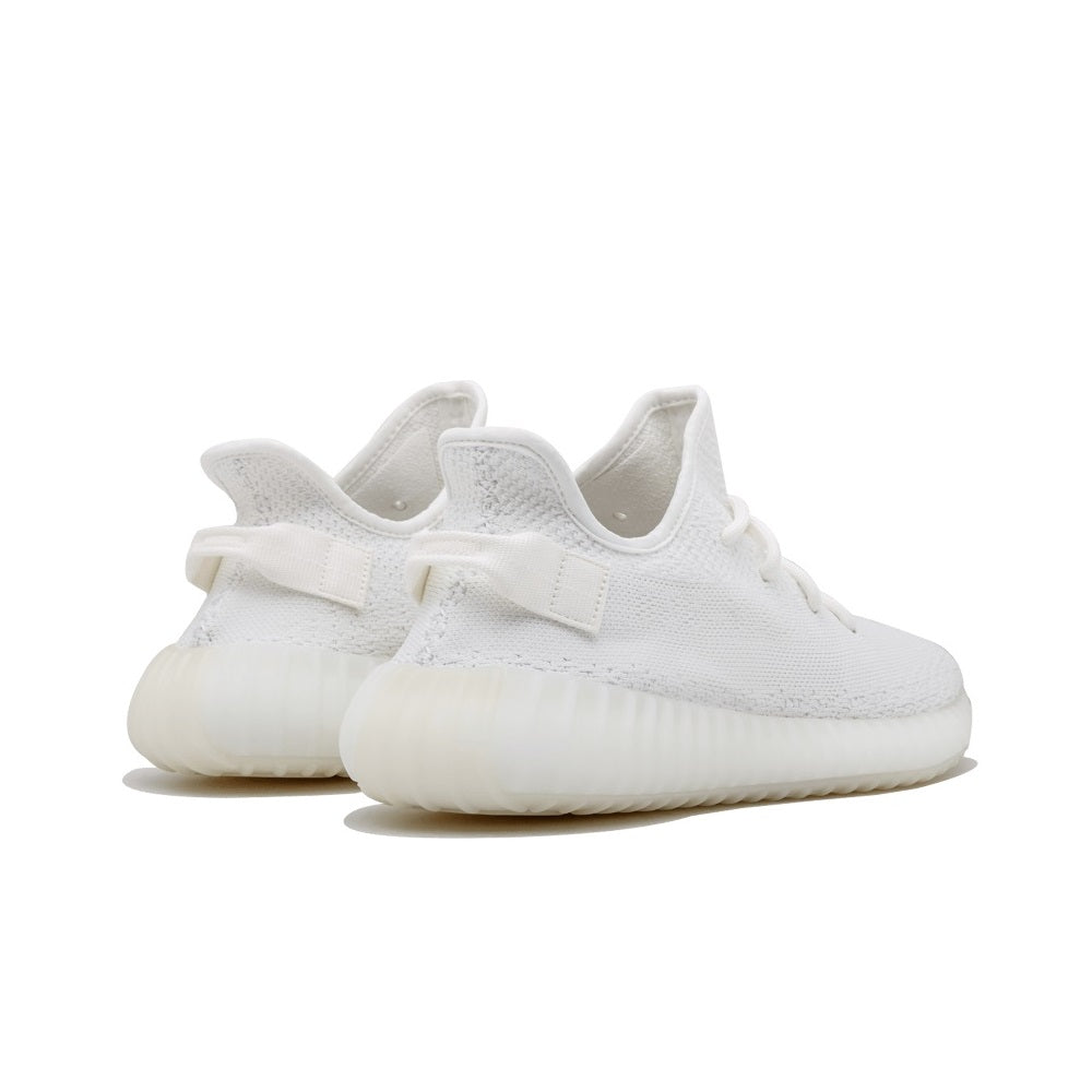 new product ae134 dfd2e UA adidas Yeezy Boost 350 V2 Cream/Triple White