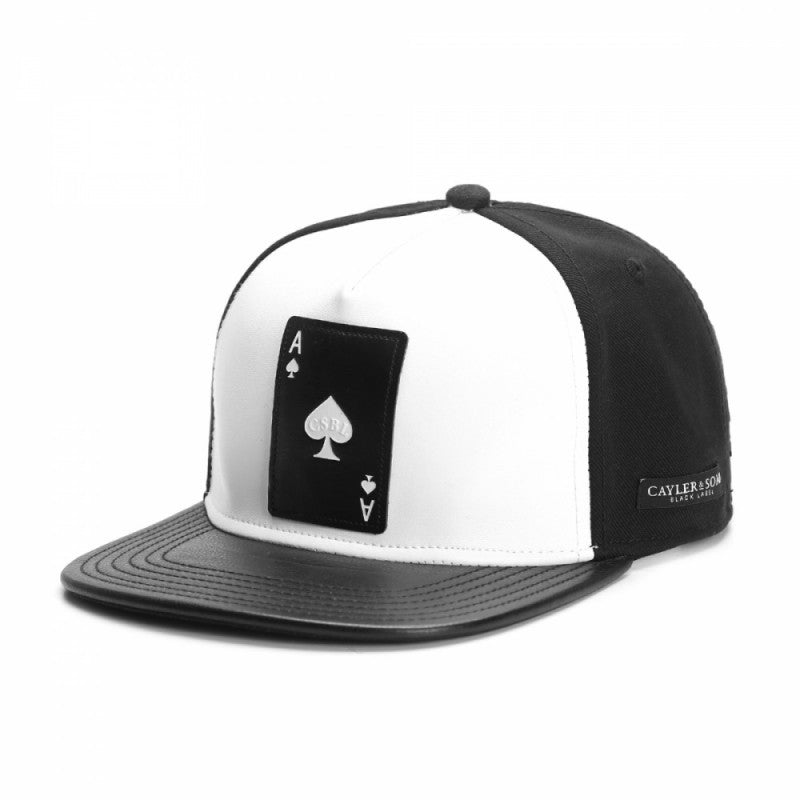 CAYLER   SONS  Ace of Spades  Cap – Snoozeheads c7967ced647