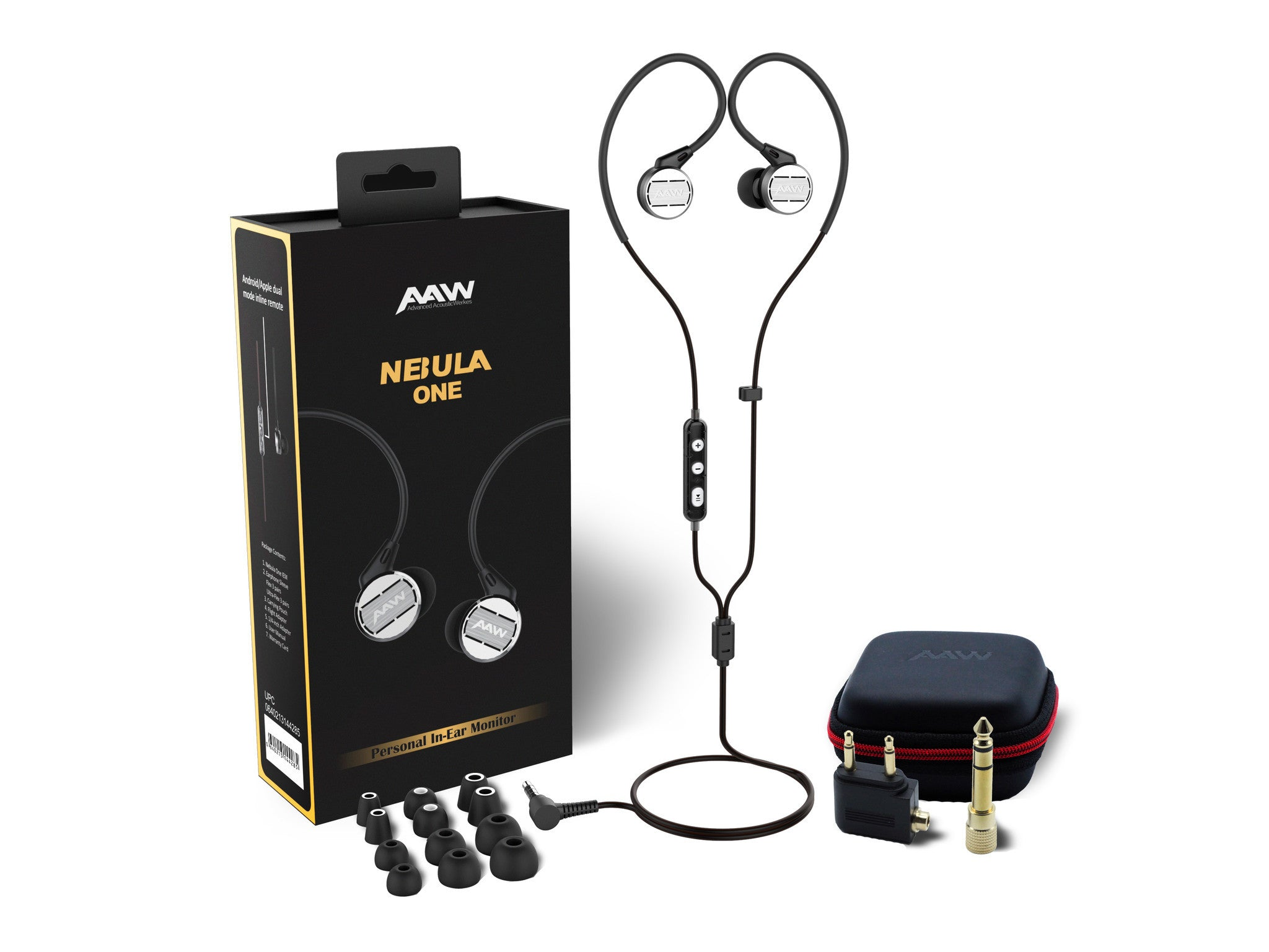AAW Nebula One Universal In-Ear Monitor