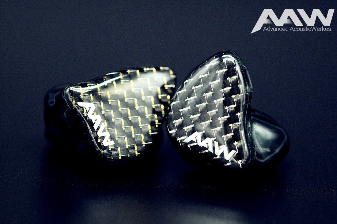 Earphone Reshell + Modification Service by AAW - Advanced AcousticWerkes