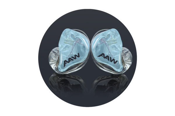 Advanced AcousticWerkes M20 Custom In-Ear Monitor - Advanced AcousticWerkes