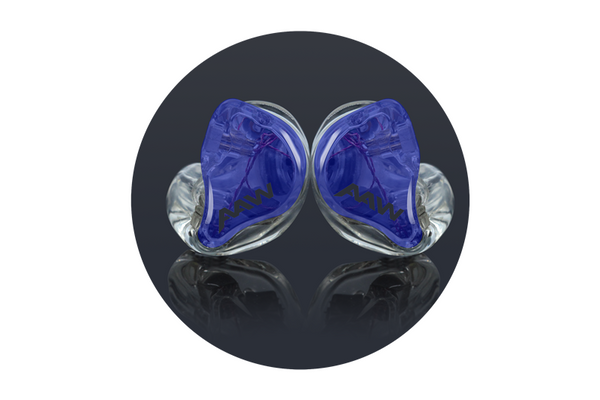 Advanced AcousticWerkes W100 Reference Dynamic Custom In-Ear Monitor - Advanced AcousticWerkes