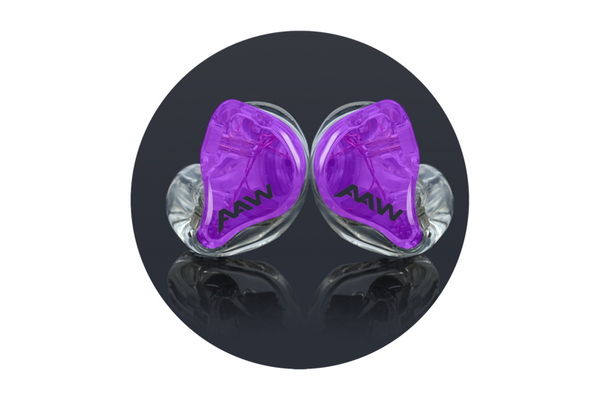 Advanced AcousticWerkes W300AR Acoustic Reference Hybrid Custom In-Ear Monitor - Advanced AcousticWerkes