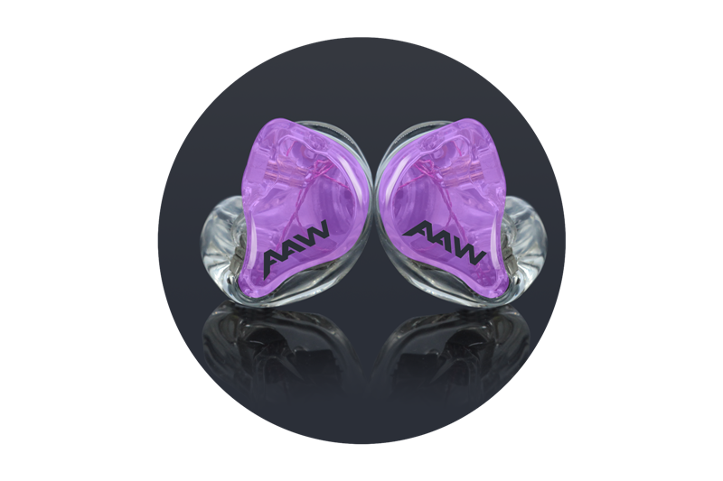 Advanced AcousticWerkes W350 Reference Custom In-Ear Monitor - Advanced AcousticWerkes
