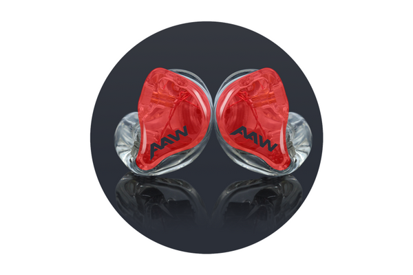 Advanced AcousticWerkes W500 AHMorph Reference Hybrid Custom In-Ear Monitor - Advanced AcousticWerkes