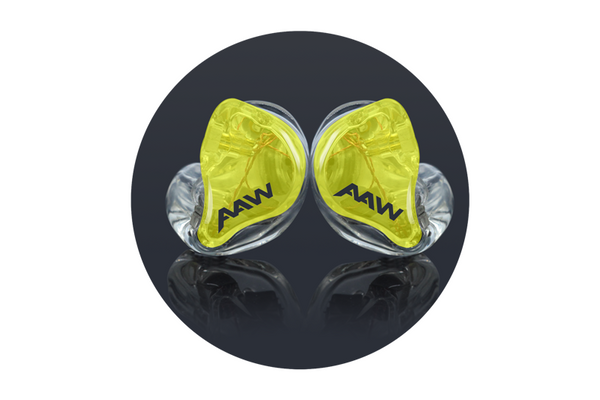 Advanced AcousticWerkes A1D Dynamic Custom In-Ear Monitor - Advanced AcousticWerkes