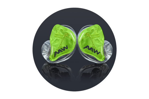 Advanced AcousticWerkes A2H Pro Dual Driver Hybrid Custom In-Ear Monitor - Advanced AcousticWerkes