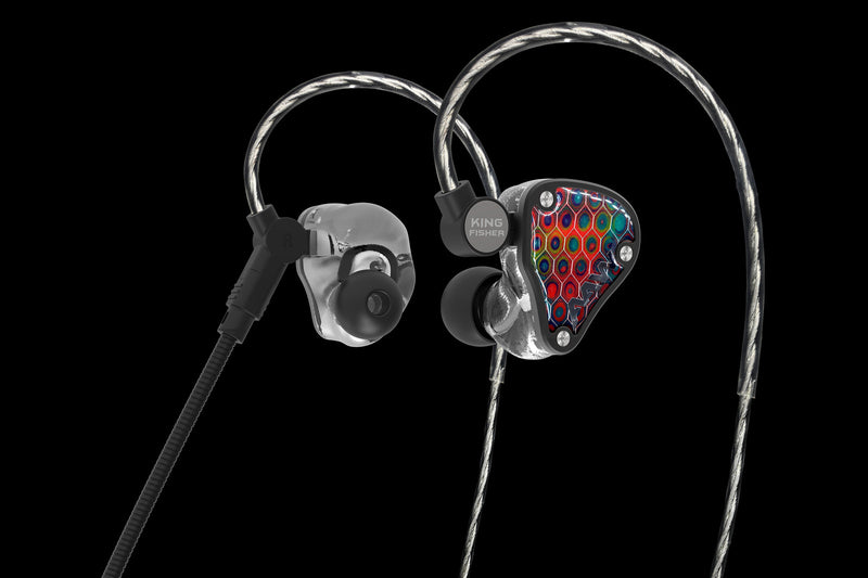 Kingfisher Ceramic Gaming Universal In-Ear Monitor