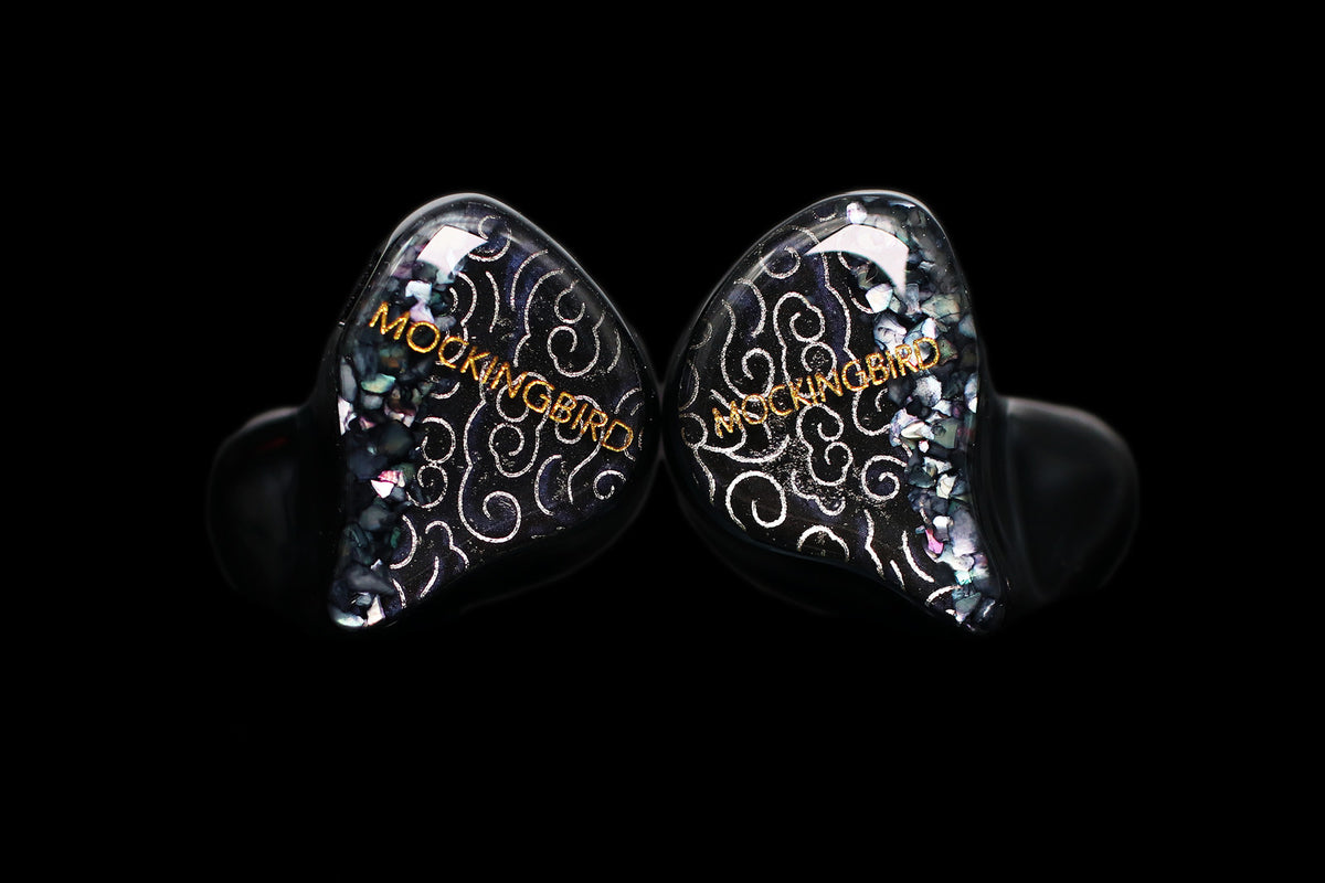 Mockingbird Reference Hybrid Custom In-Ear Monitor