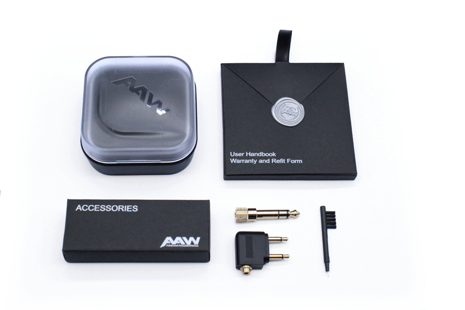 Advanced AcousticWerkes W500 Reference Hybrid Custom In-Ear Monitor - Advanced AcousticWerkes