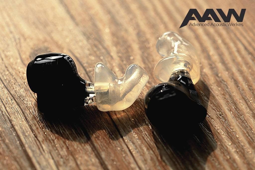 AAW Custom Sleeve/Tip For Earphones - Advanced AcousticWerkes