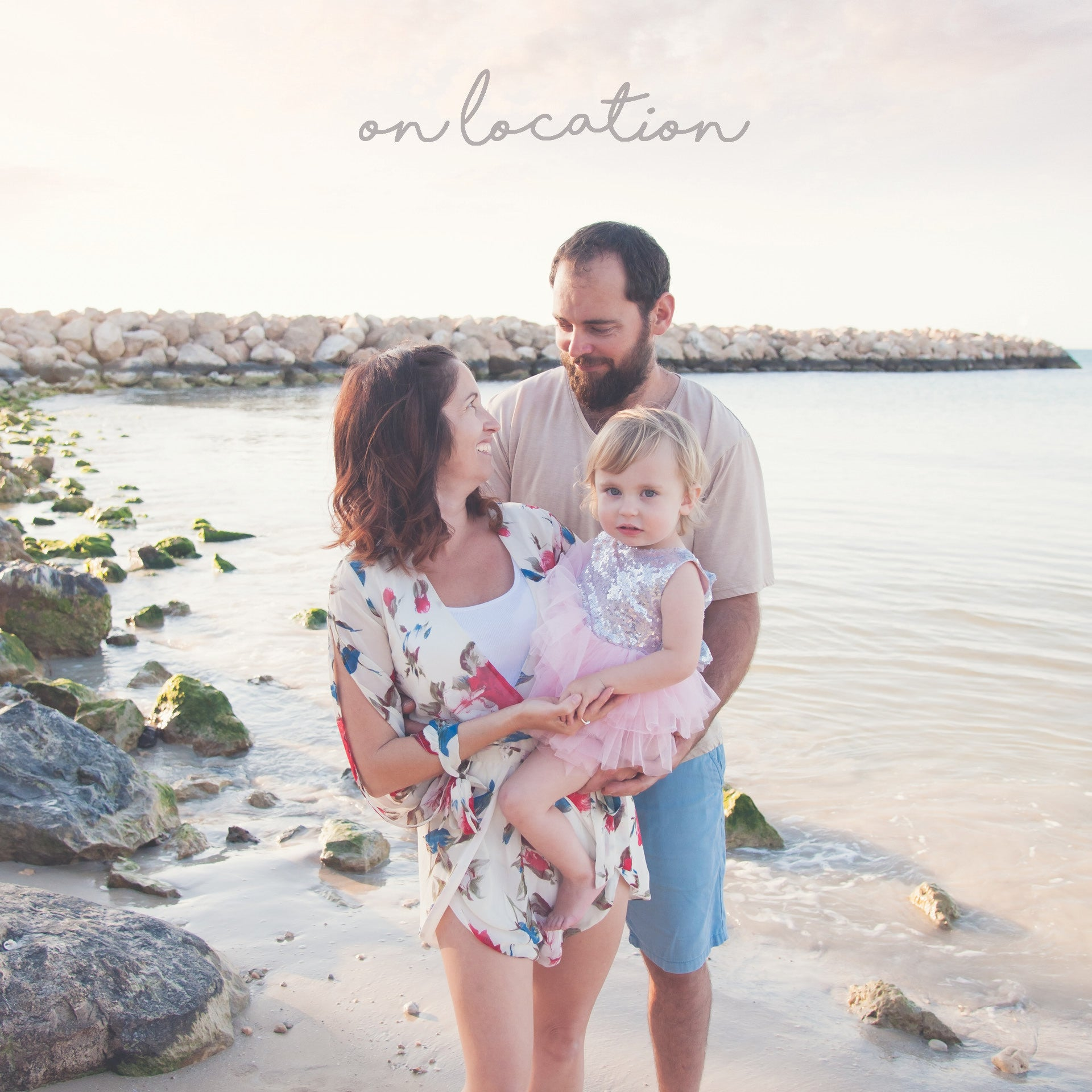 Location Family + Portraits