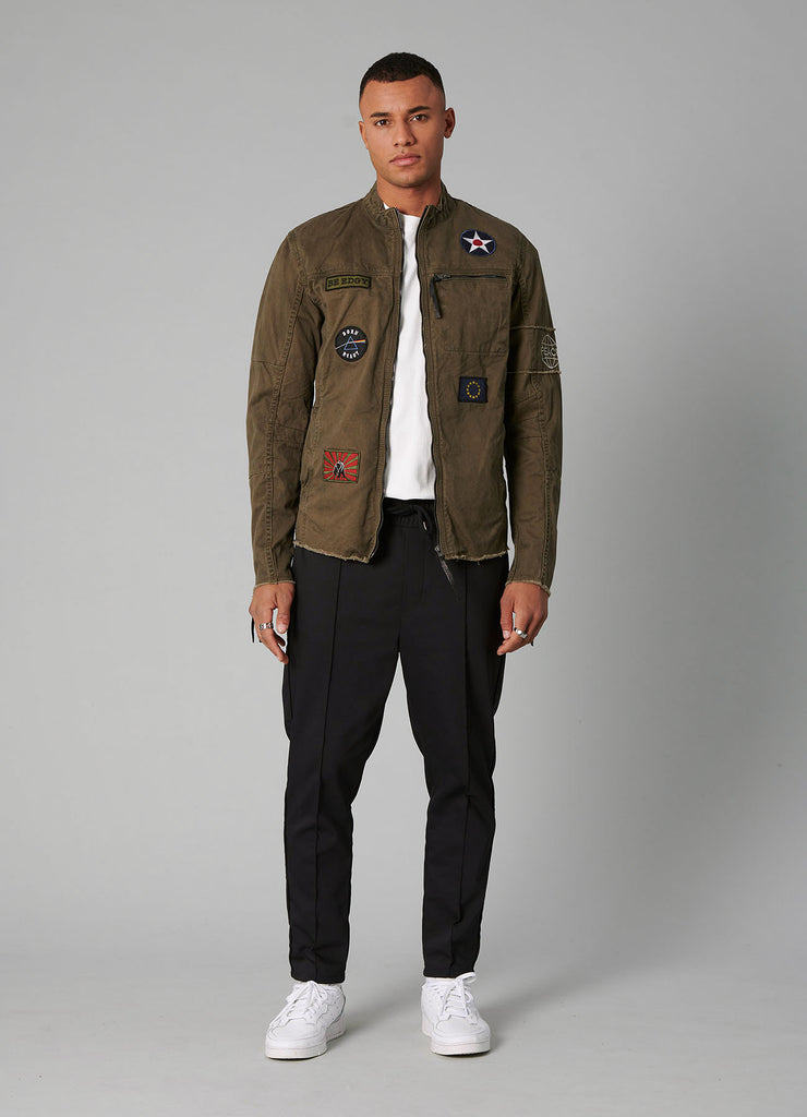 BEtheo Patch - khaki