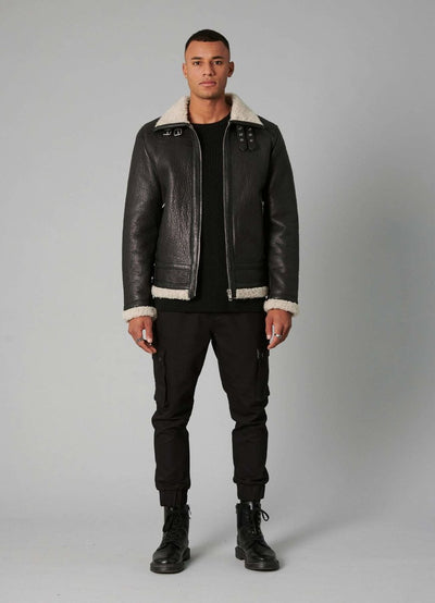BEaustin - black/offwhite - BE EDGY Berlin
