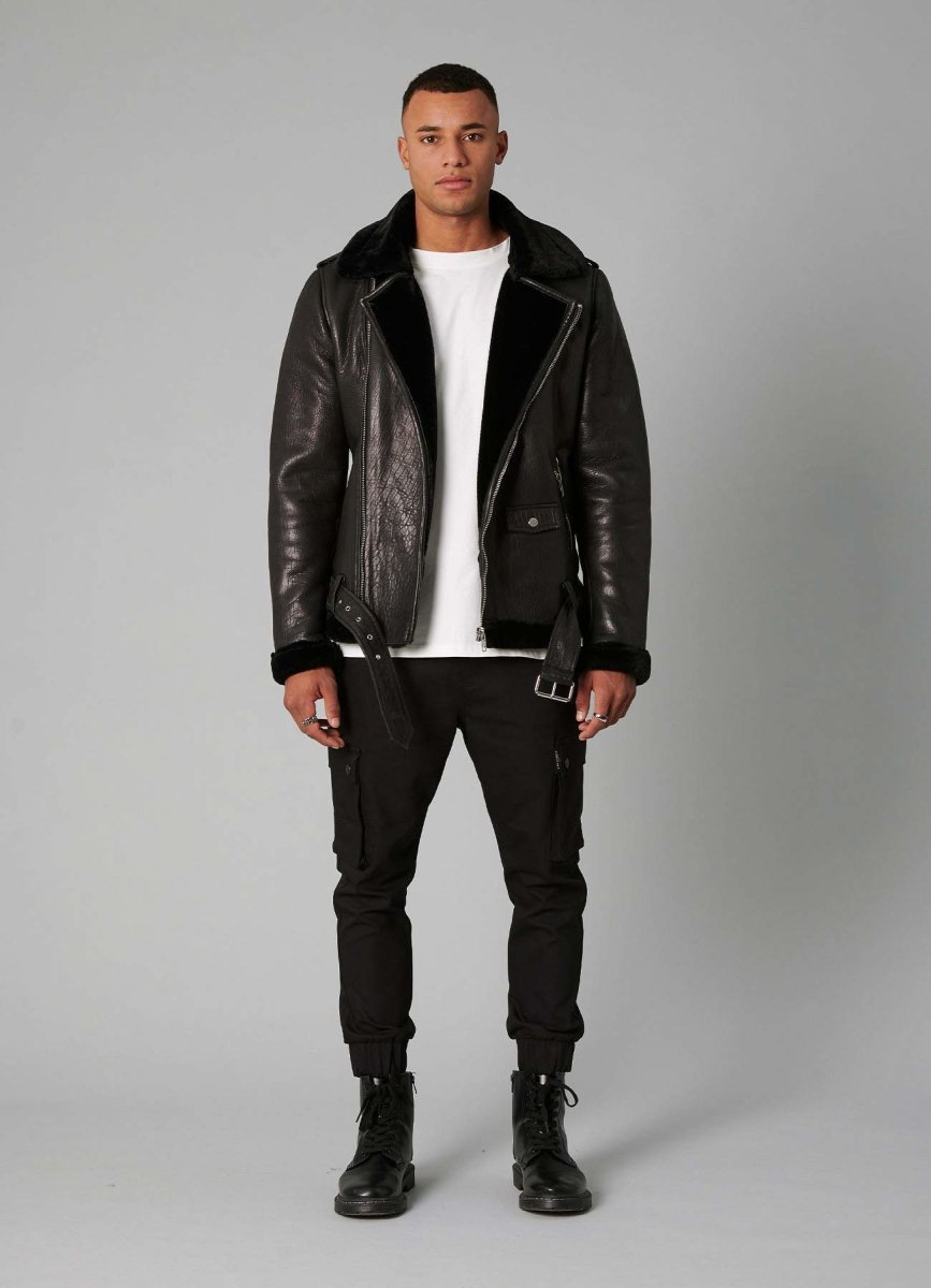 BEjoshua - black/black - BE EDGY Berlin
