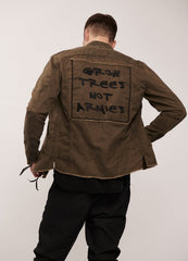 BEnext - khaki patch - BE EDGY Berlin