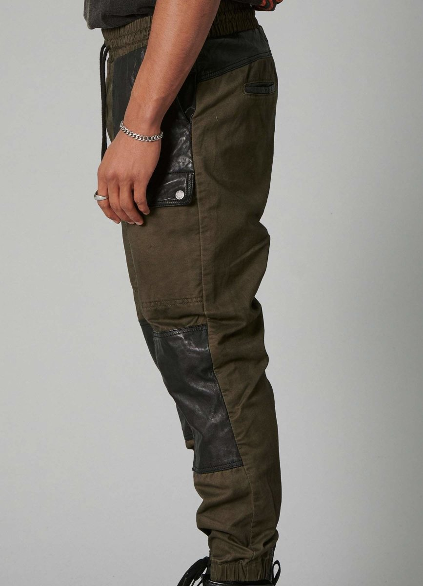 BEravi - black/khaki - BE EDGY Berlin