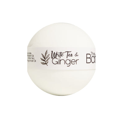 White Tea & Ginger - 90g