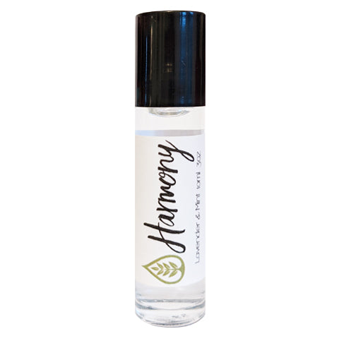 Halo Harmony 10ml Roll On (Peppermint, French Lavender)