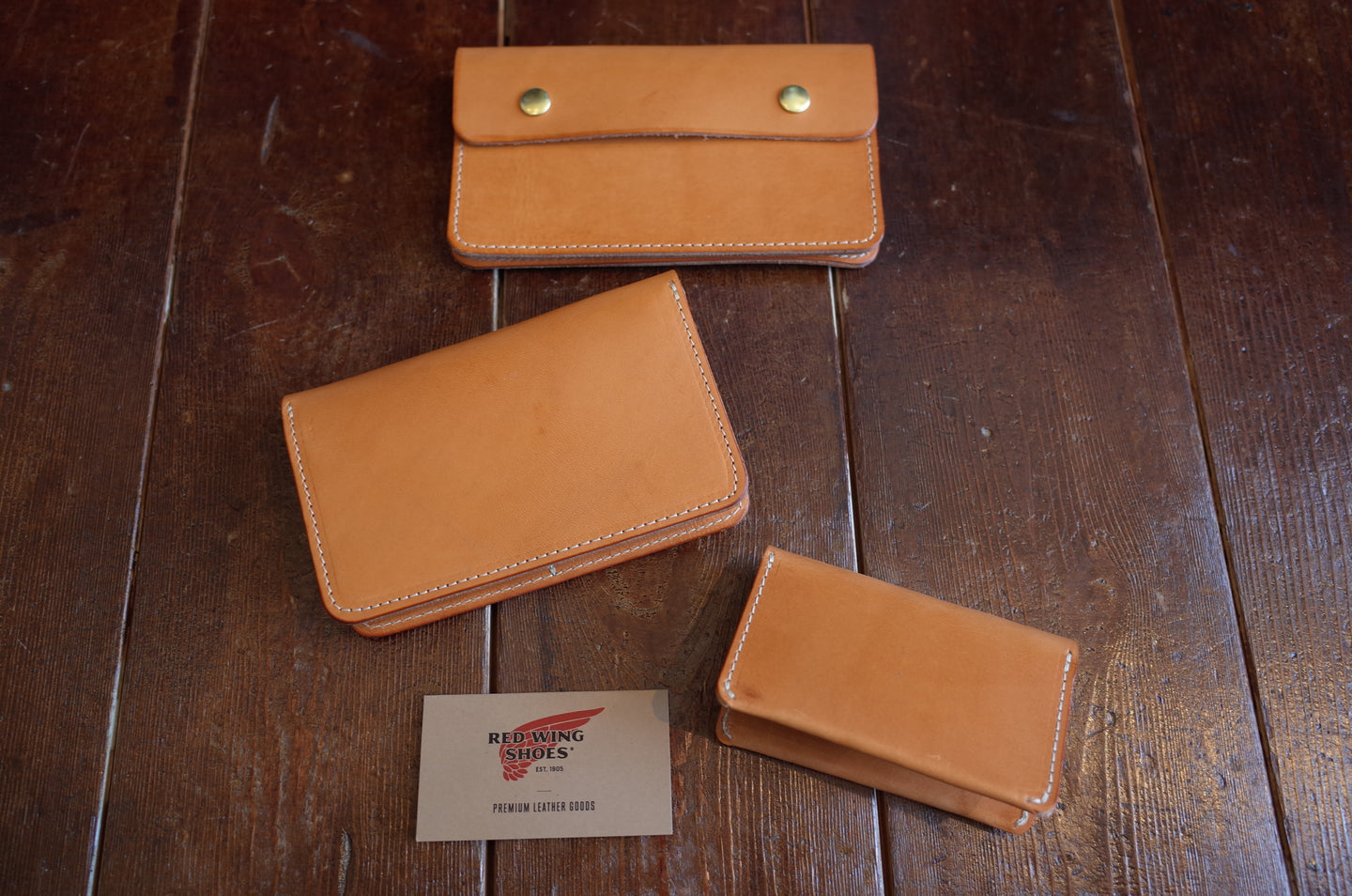 Monogram Leather Goods
