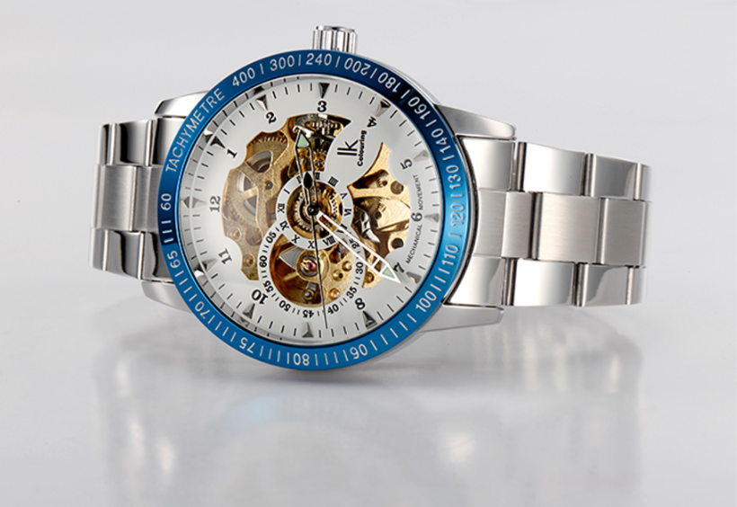 Sanctuary Watches - IK Luminous Automatic Mechanical Hollow Skeleton (Choose Various Options)